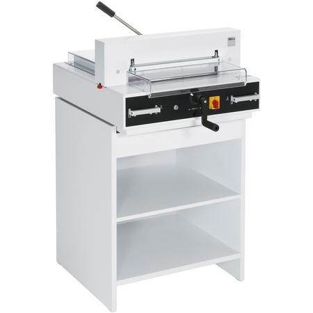IDEAL 4315 elektrischer Stapelschneider bis 430 mm / 40 mm