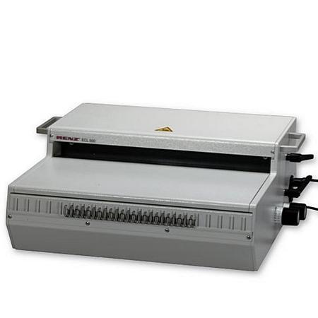 RENZ ECL 500 die elektrische Schließmaschine für Draht